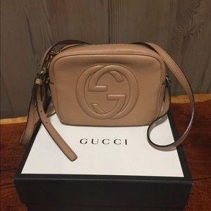 Gucci Soho cross body bag
